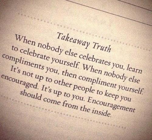 takeaway truth
