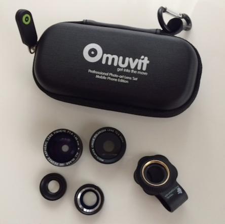 muvit photo lens set