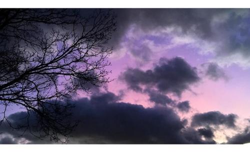 parelmoerwolken