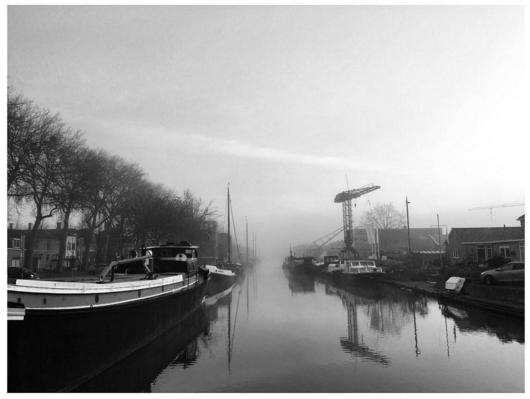 Vreeswijk mist
