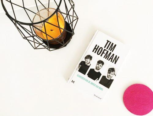 Gedichten van de broer van Roos - Tim Hofman