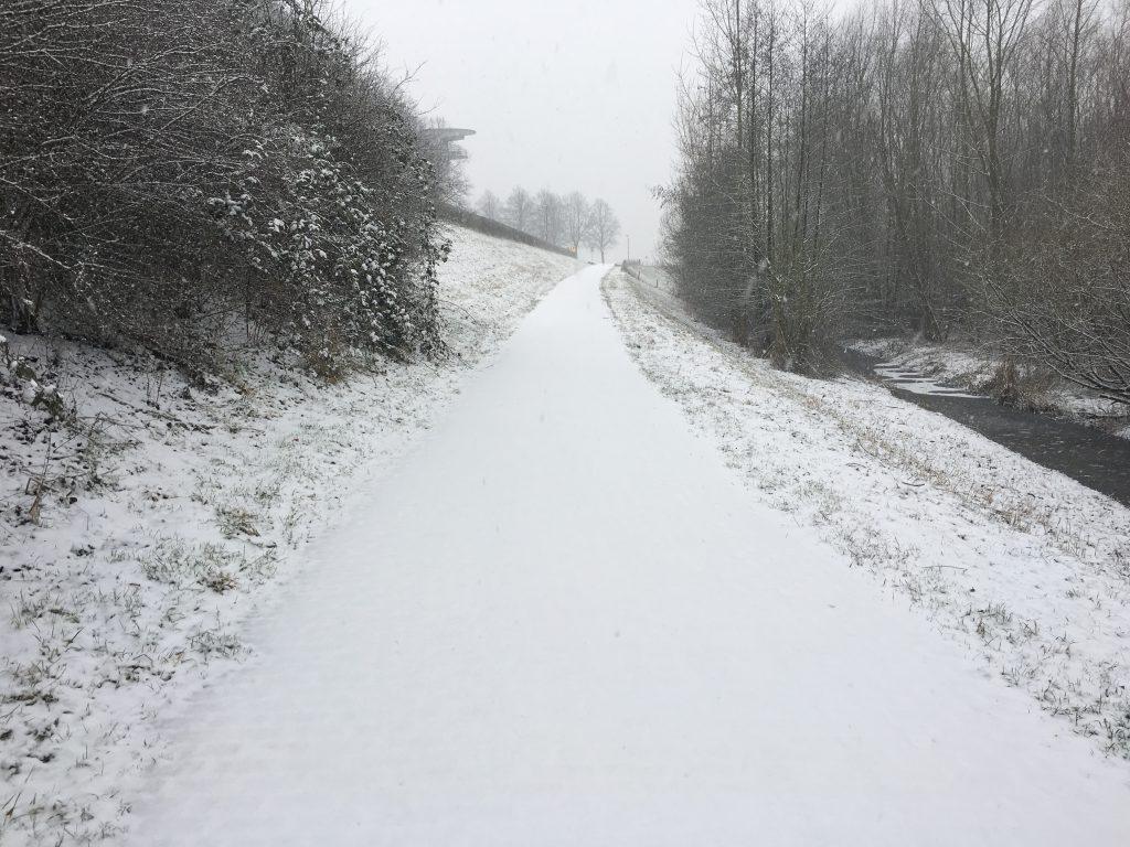 vreeswijk in de sneeuw