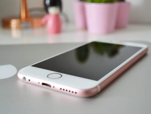 Telefoongebruik verminderen