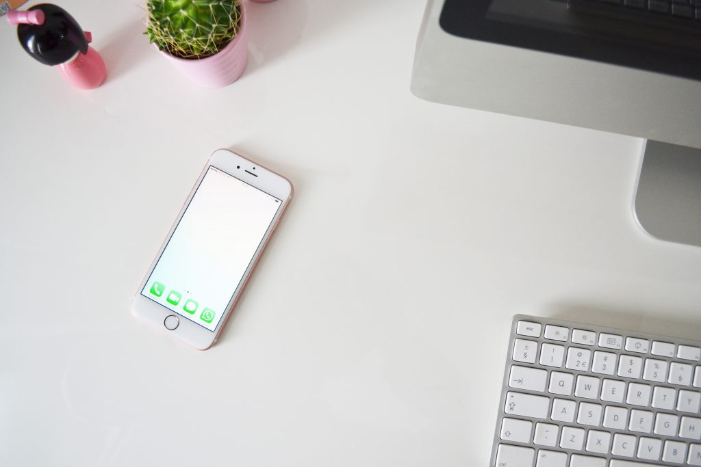 Verminderen telefoongebruik