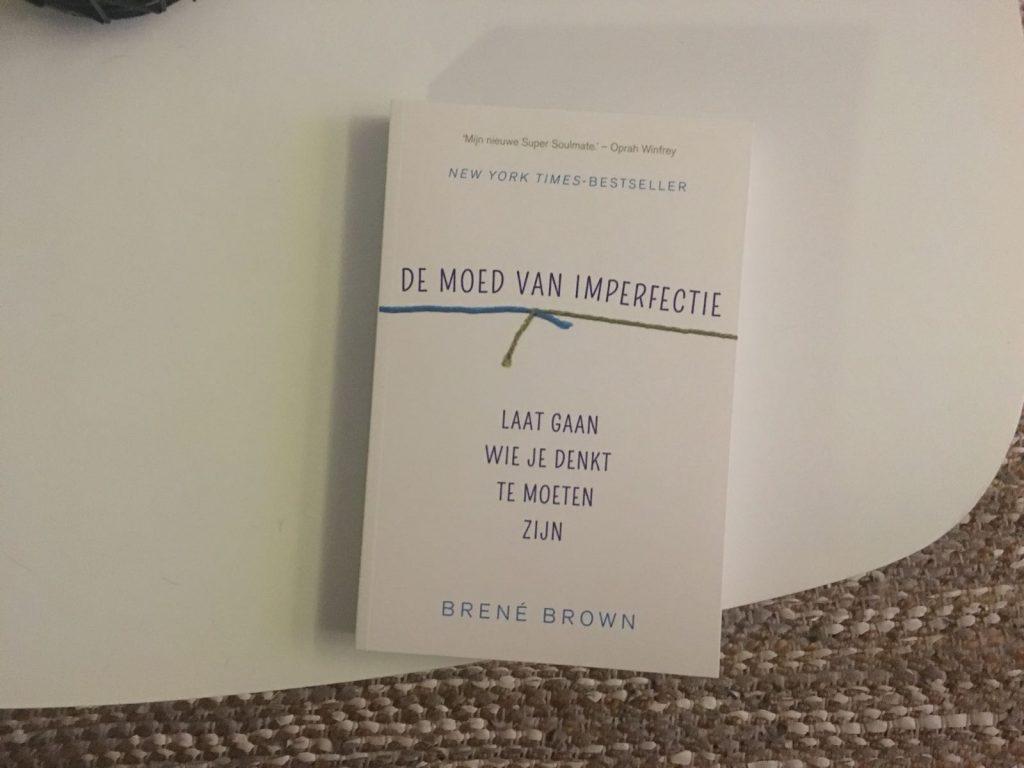 De moed van imperfectie lezen