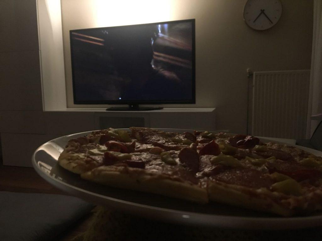 Pizza & Netflix