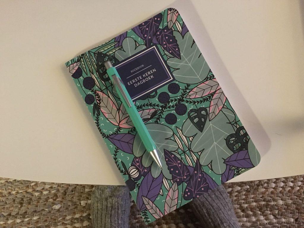 Rockbook Eerste keren dagboek
