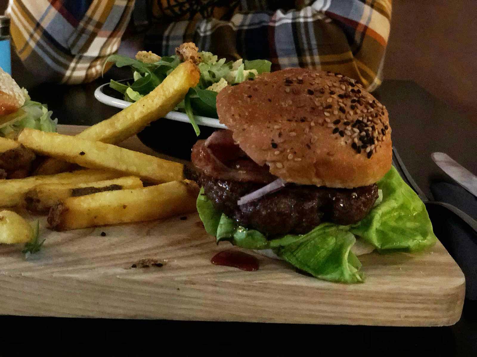 Baconburger Burgers & Pancakes