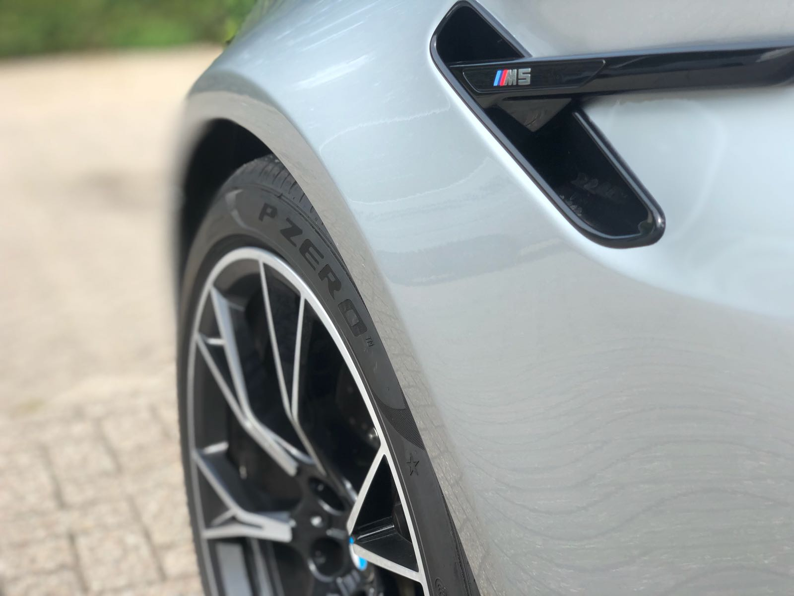 BMW M5 Competition wiel