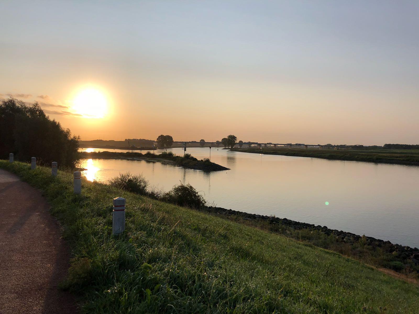 De Lek bij Vreeswijk