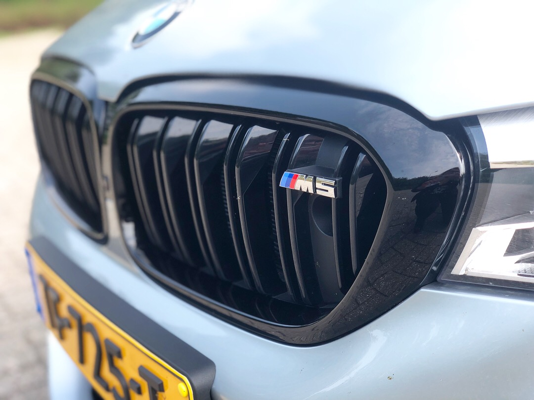 Neus BMW M5 Competition