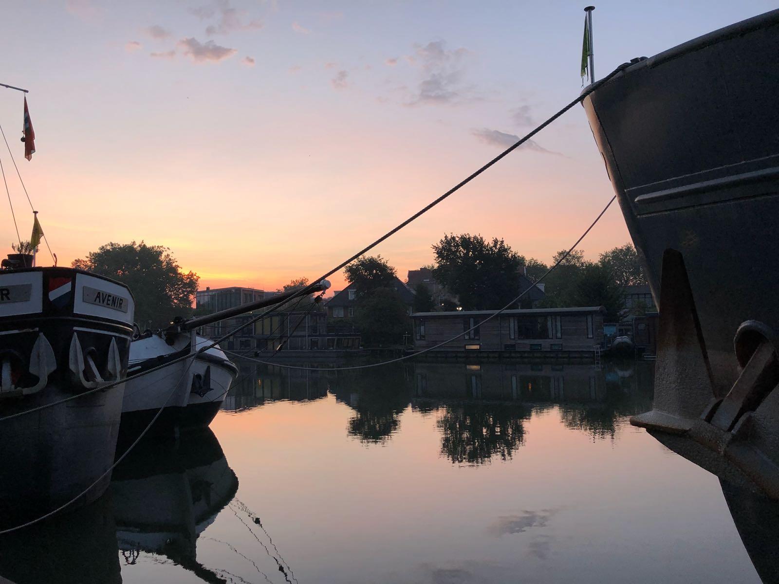 Vreeswijk zonsopgang