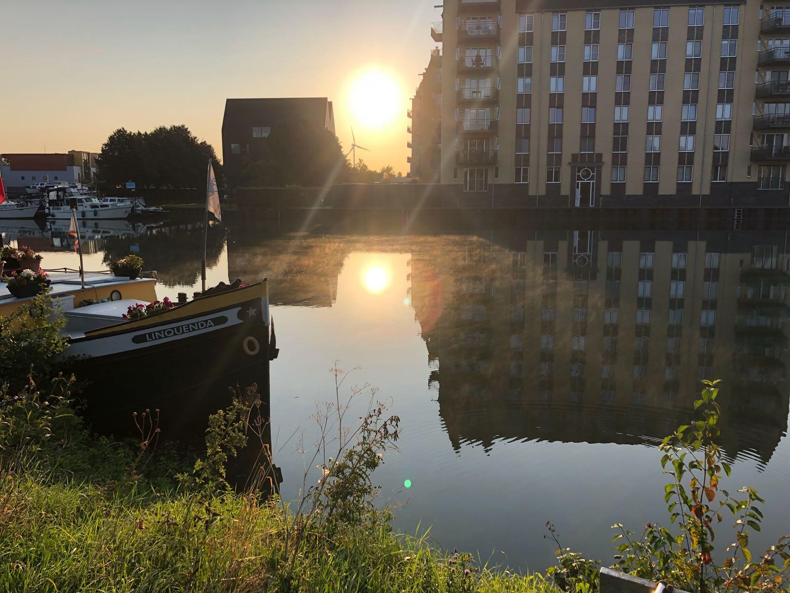 Waterdamp Vreeswijk