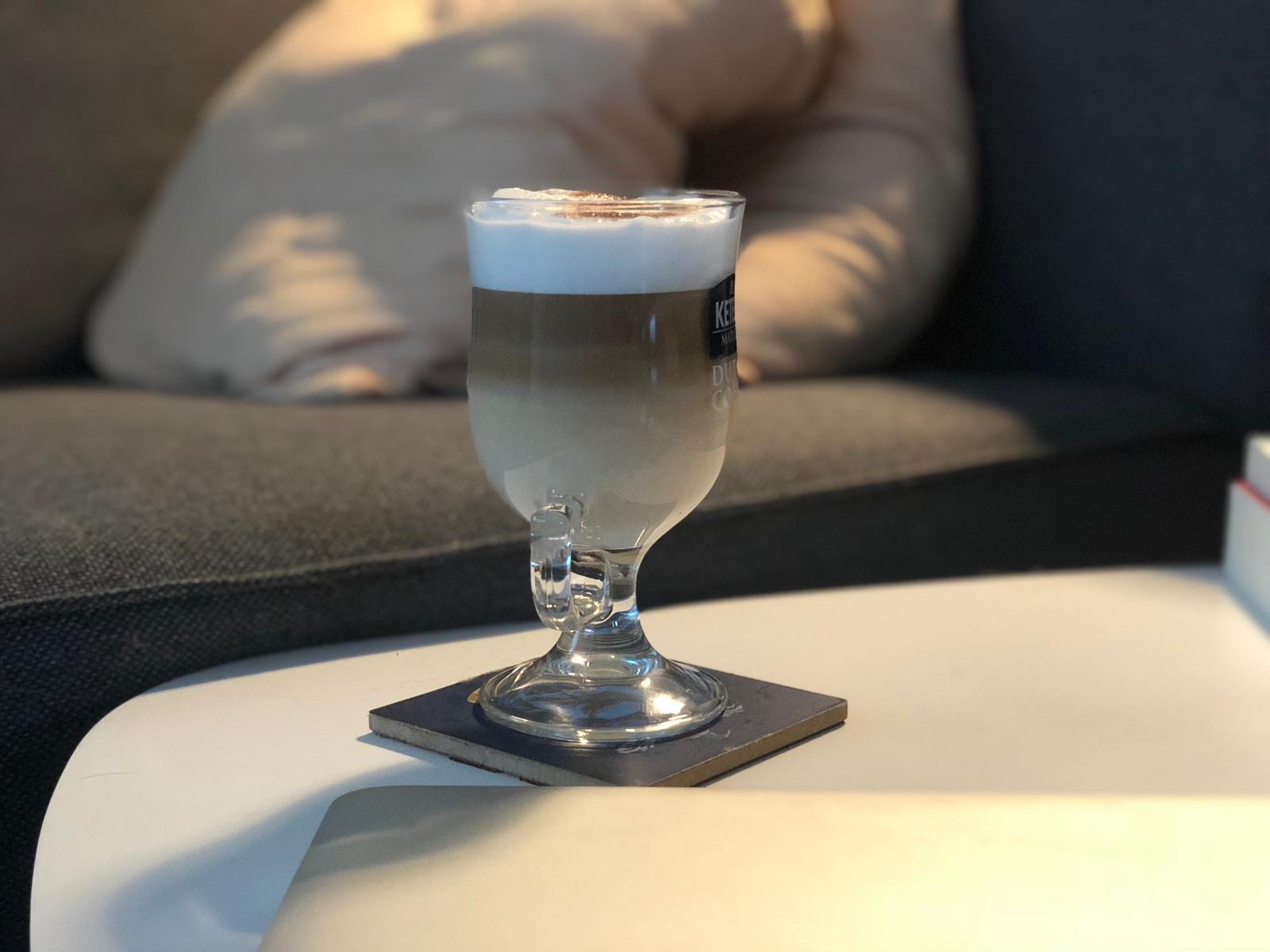 Zondagochtend koffie