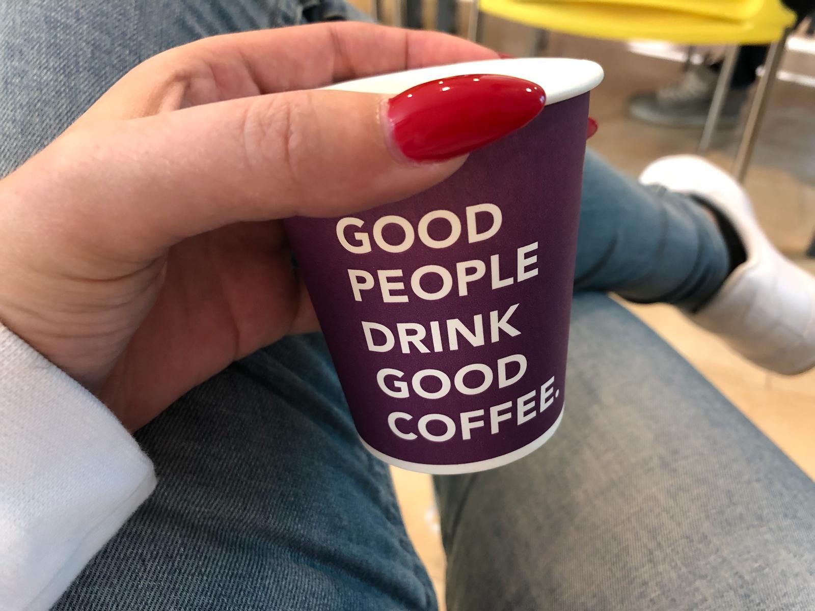 #bijdepsycholoog koffie