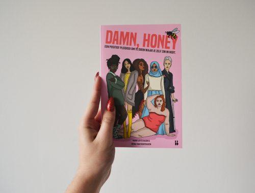 Damn, Honey - Marie Lotte Hagen, Nydia van Voorthuizen - recensie
