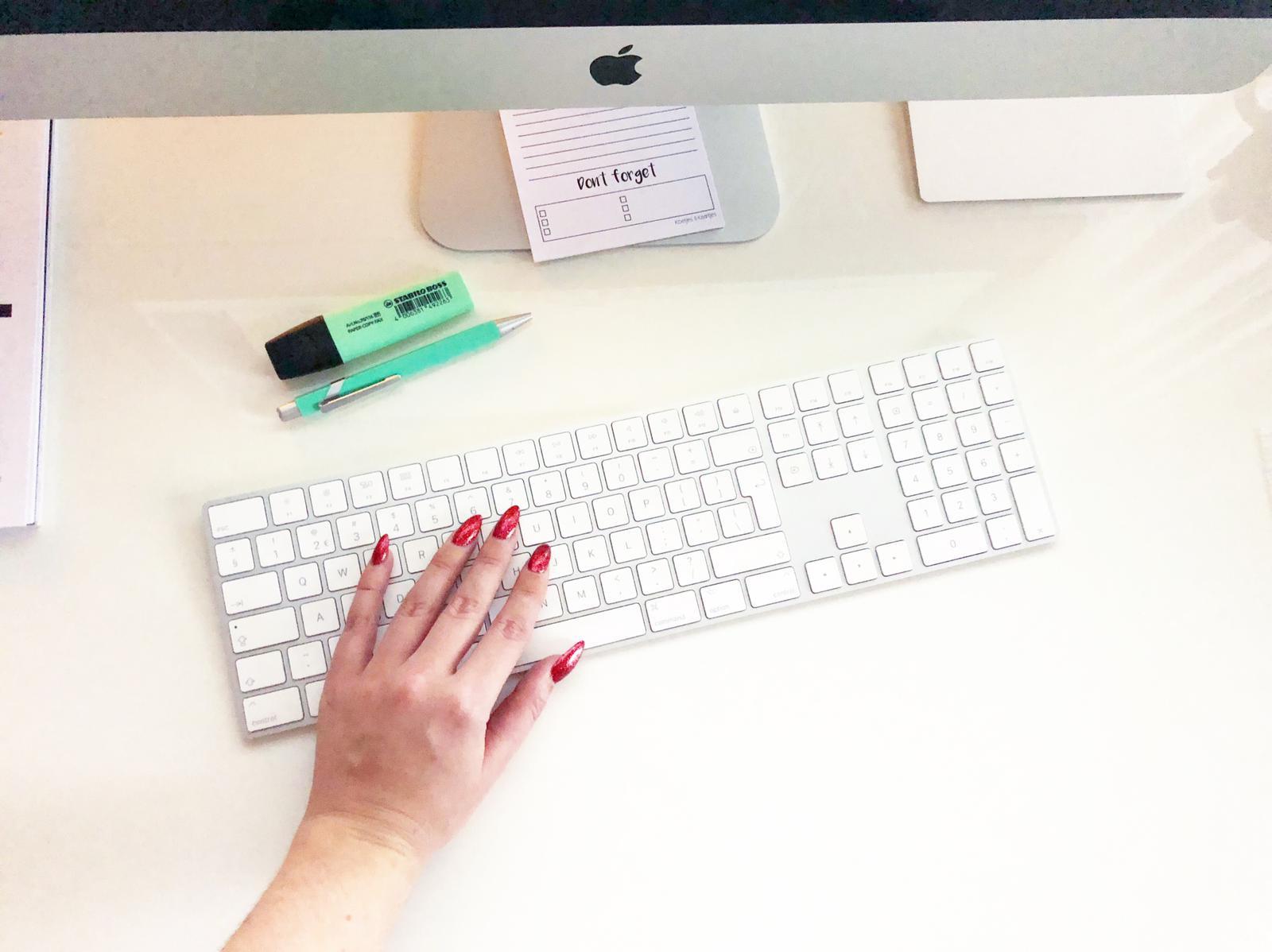 Freelance tekstschrijver leren over onderwerpen