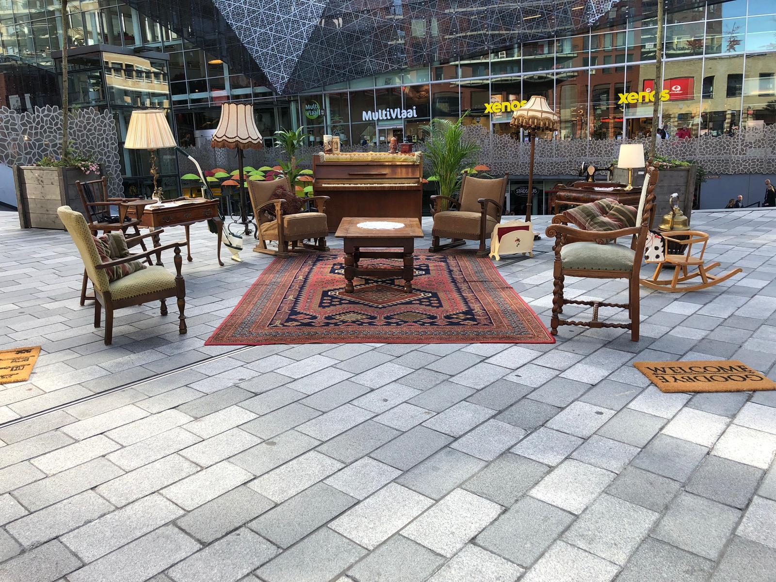 Huiskamer City Plaza Nieuwegein