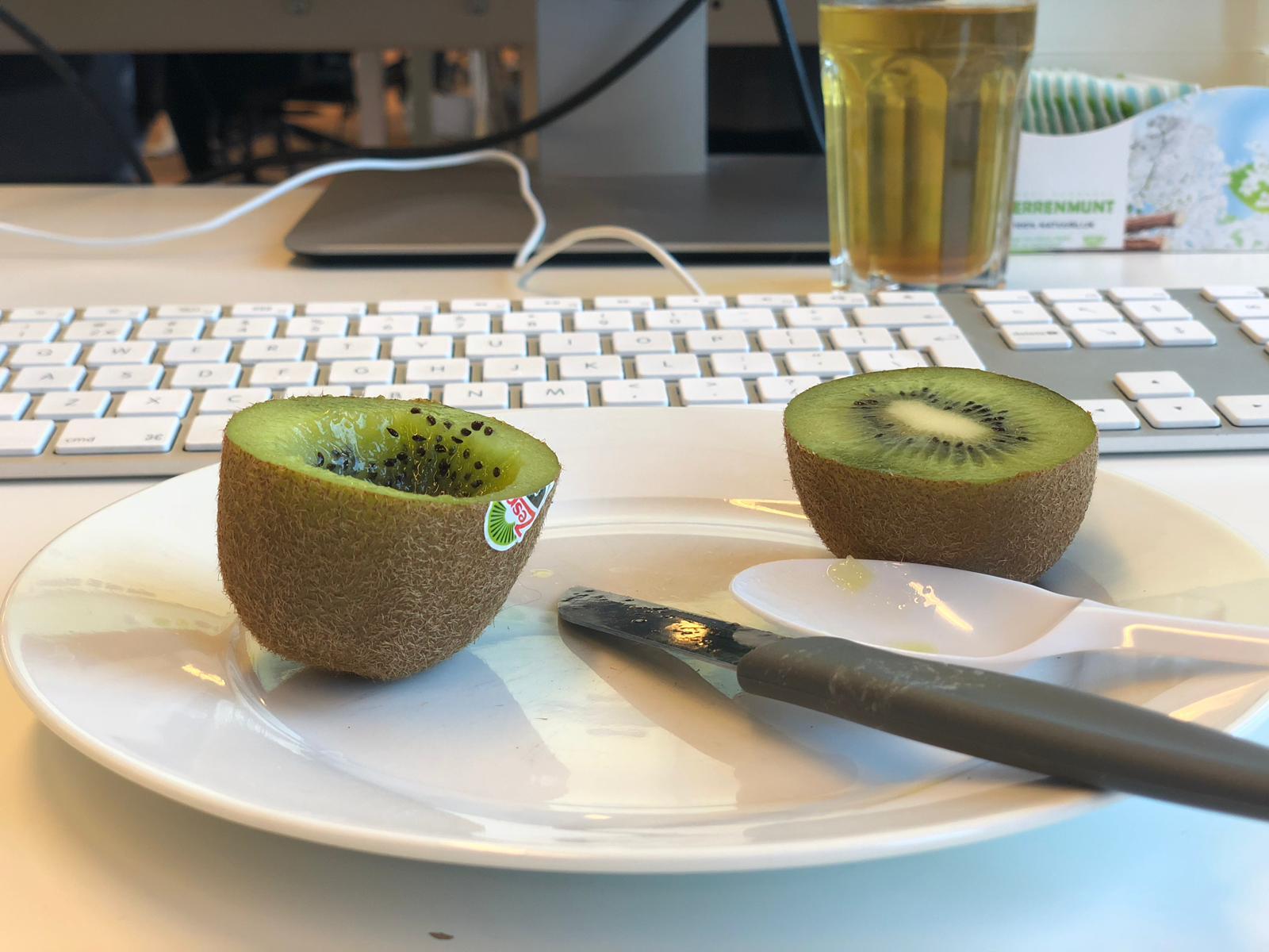 Kiwi eten