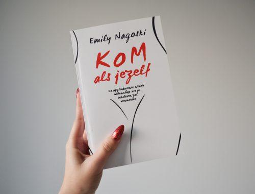 Emily Nagoski - Kom als jezelf - recensie