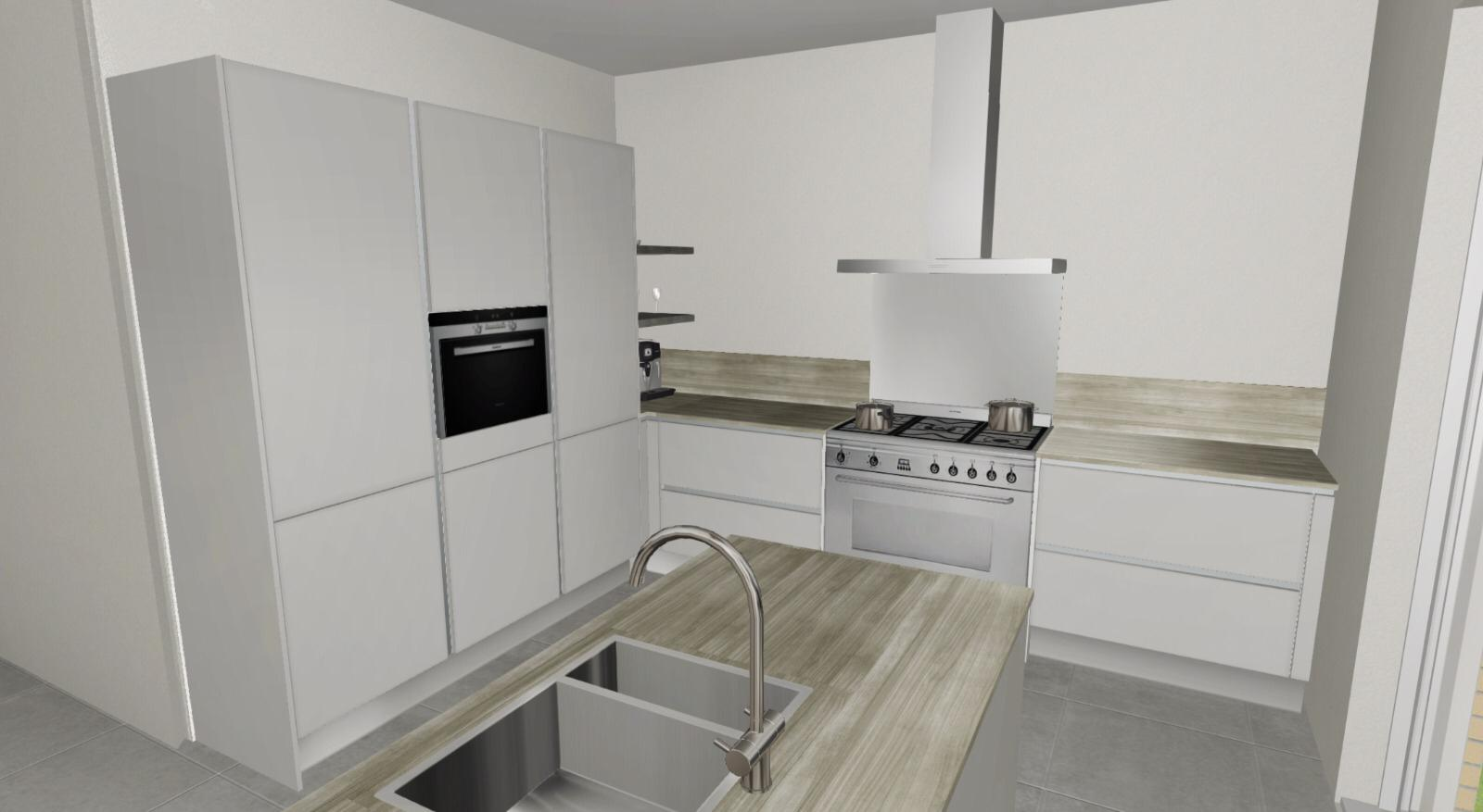 Keukenontwerp Hello Kitchen 2
