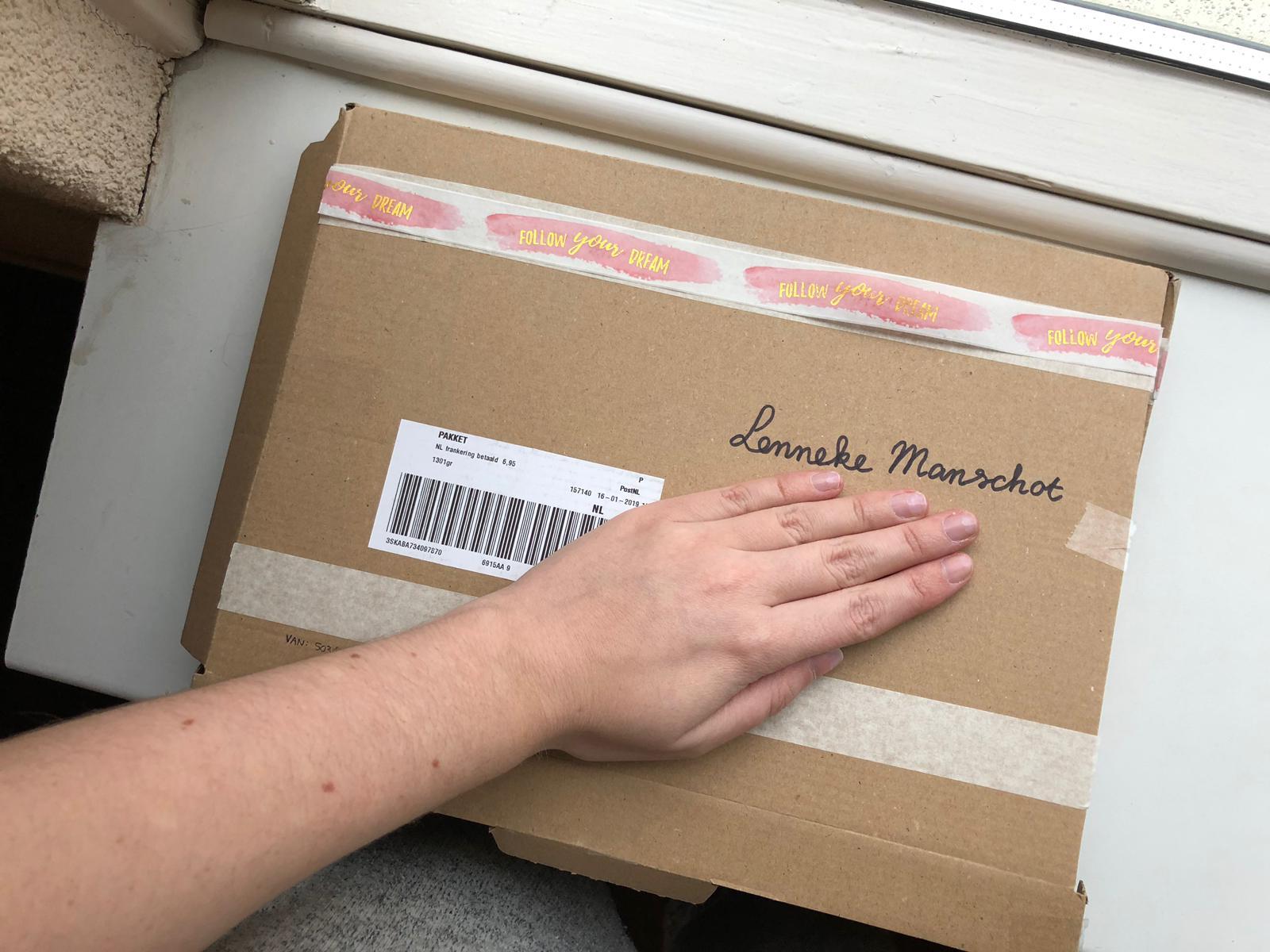 Leukste pakketje ooit
