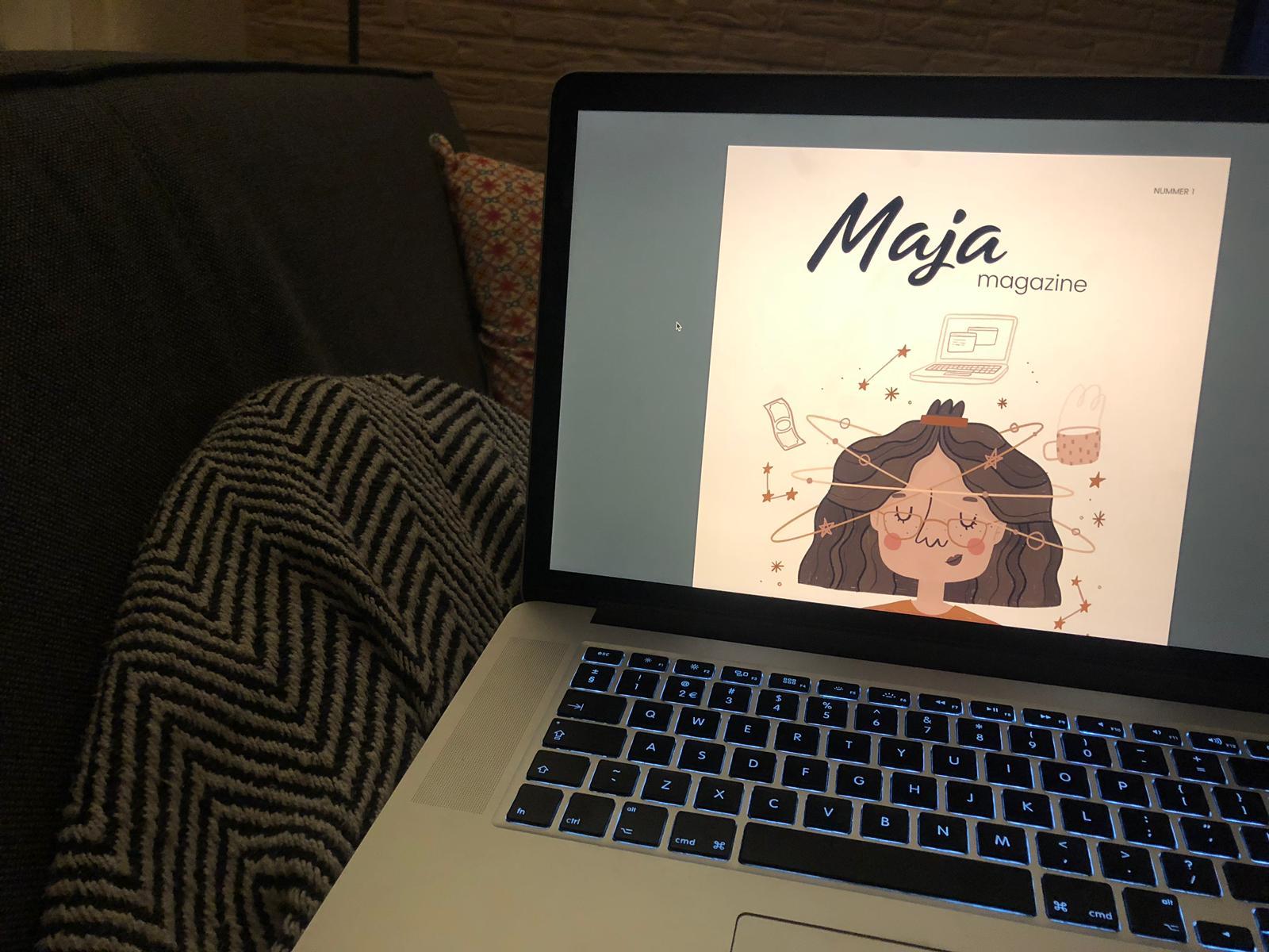 Maja Magazine