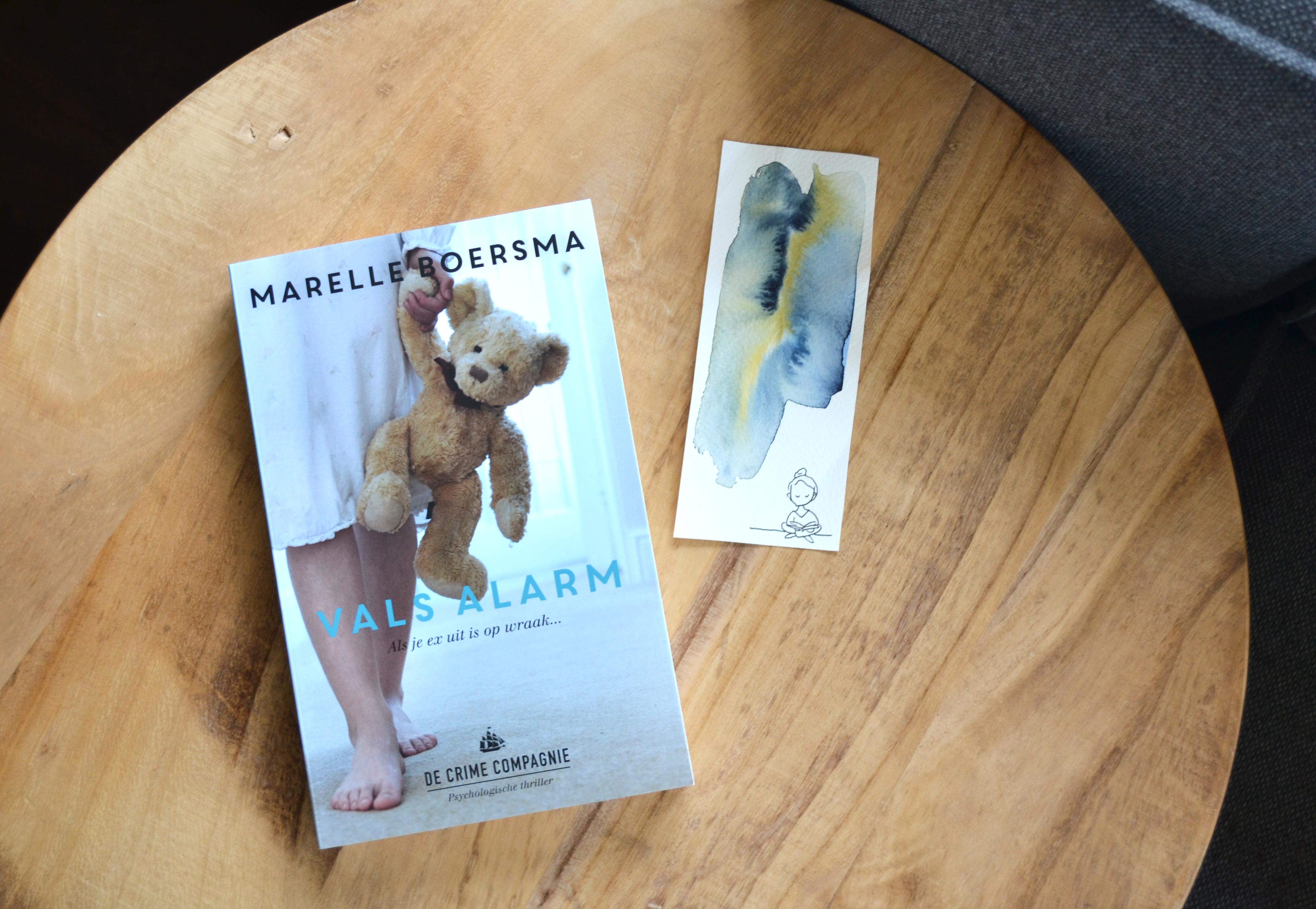 Marelle Boersma - Vals Alarm