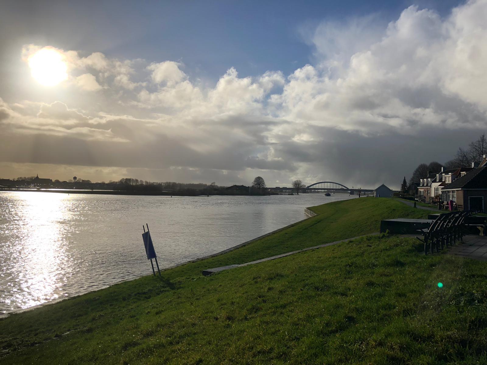 Uitzichtje in Vreeswijk