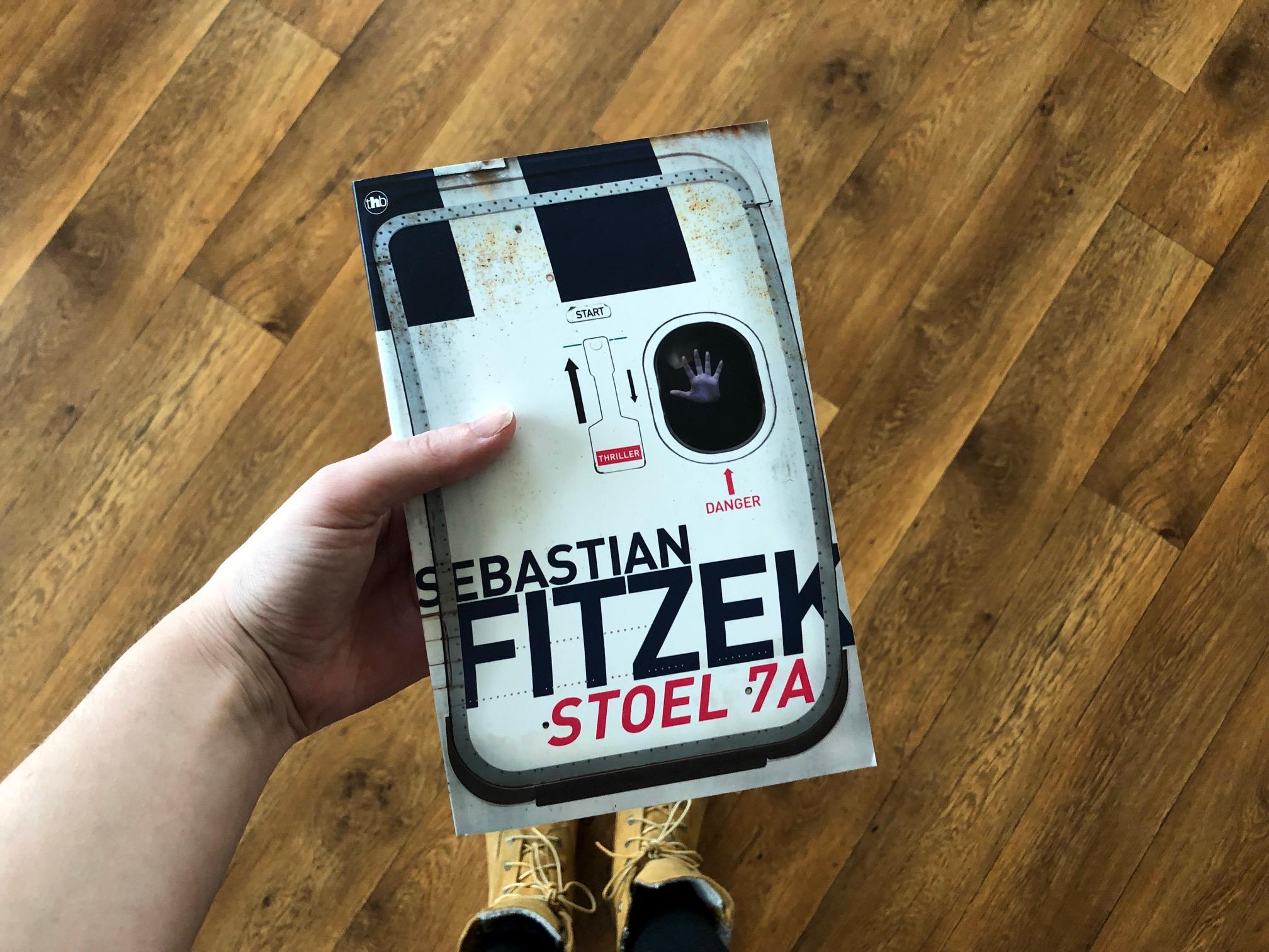 Sebastian Fitzek - Stoel 7A