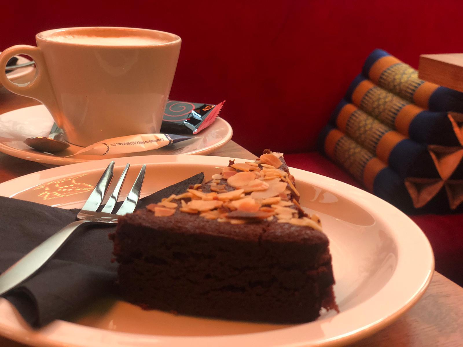 Koffie & taart Adam & Siam