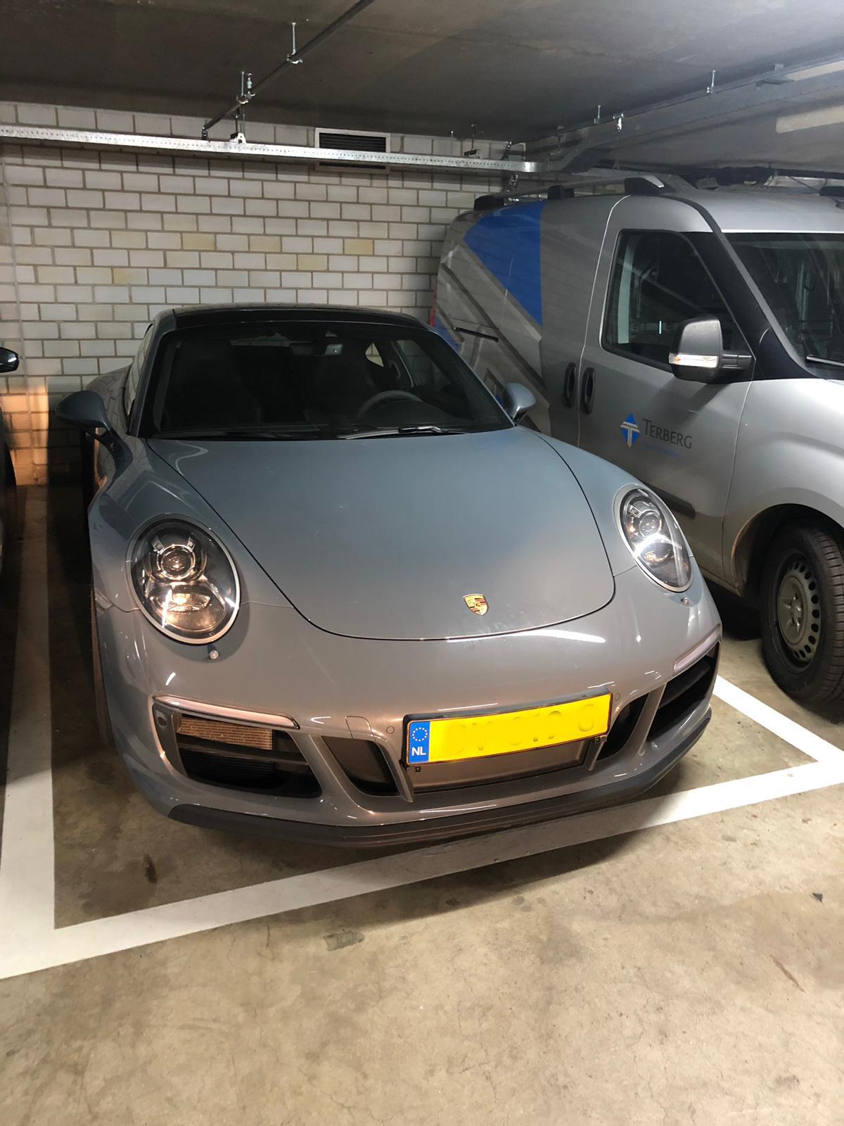 Porsche uitgezocht