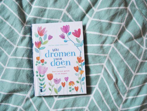 Petra van Dreumel — Van dromen naar doen