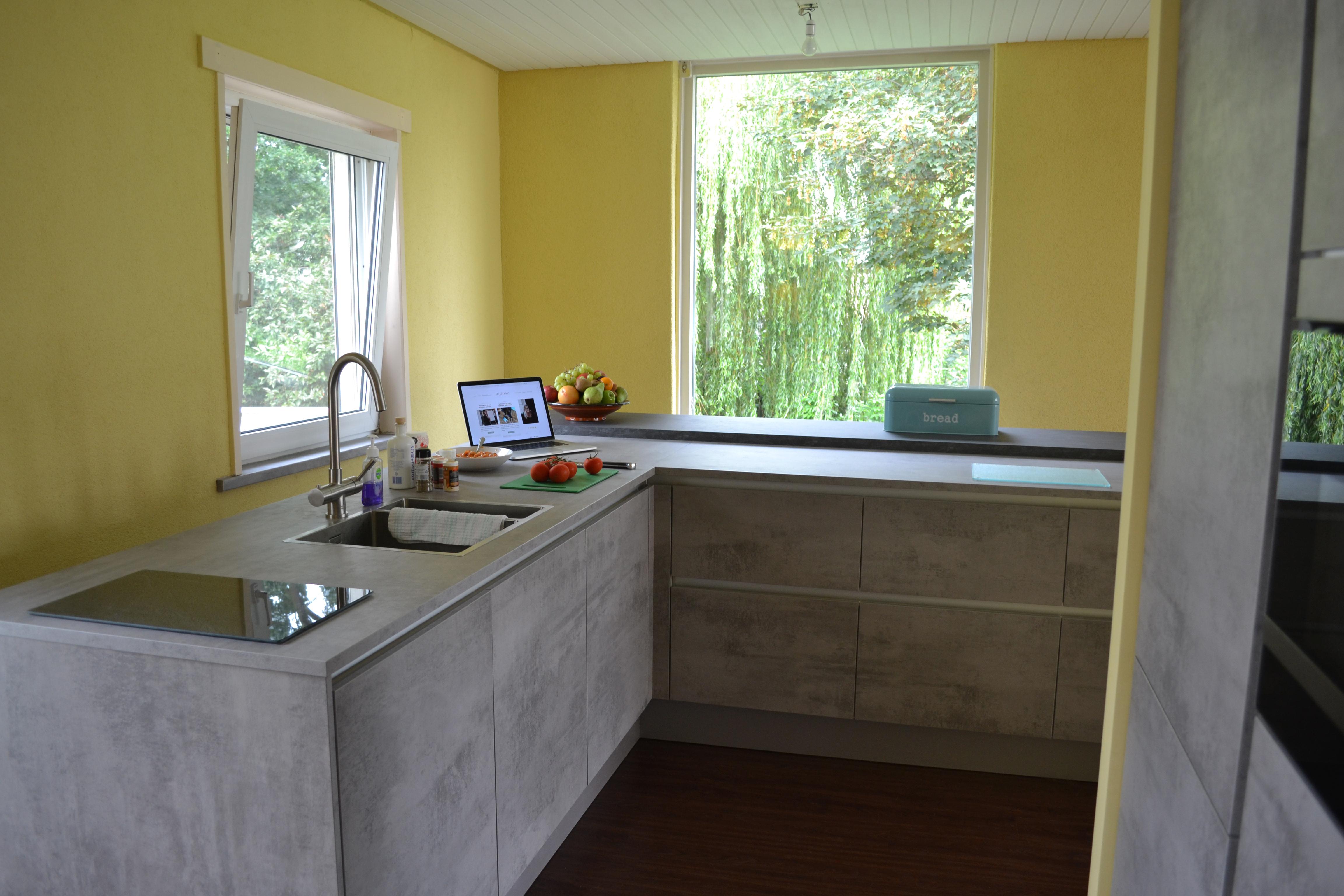 Betonnen keuken Hello Kitchen Duiven