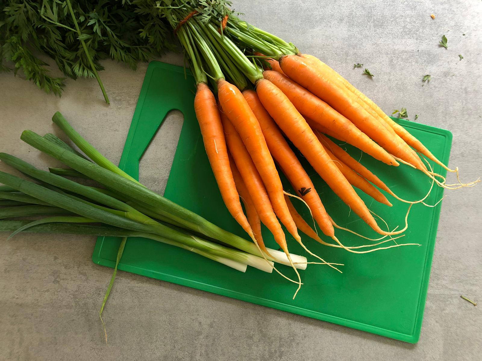 Groenten snijden Irish Stew