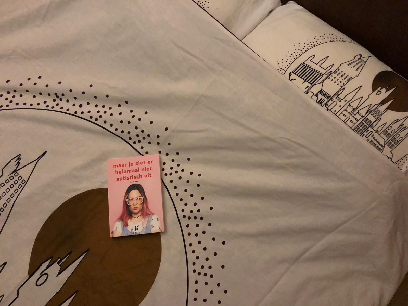 Schoon bed en Bianca Toeps