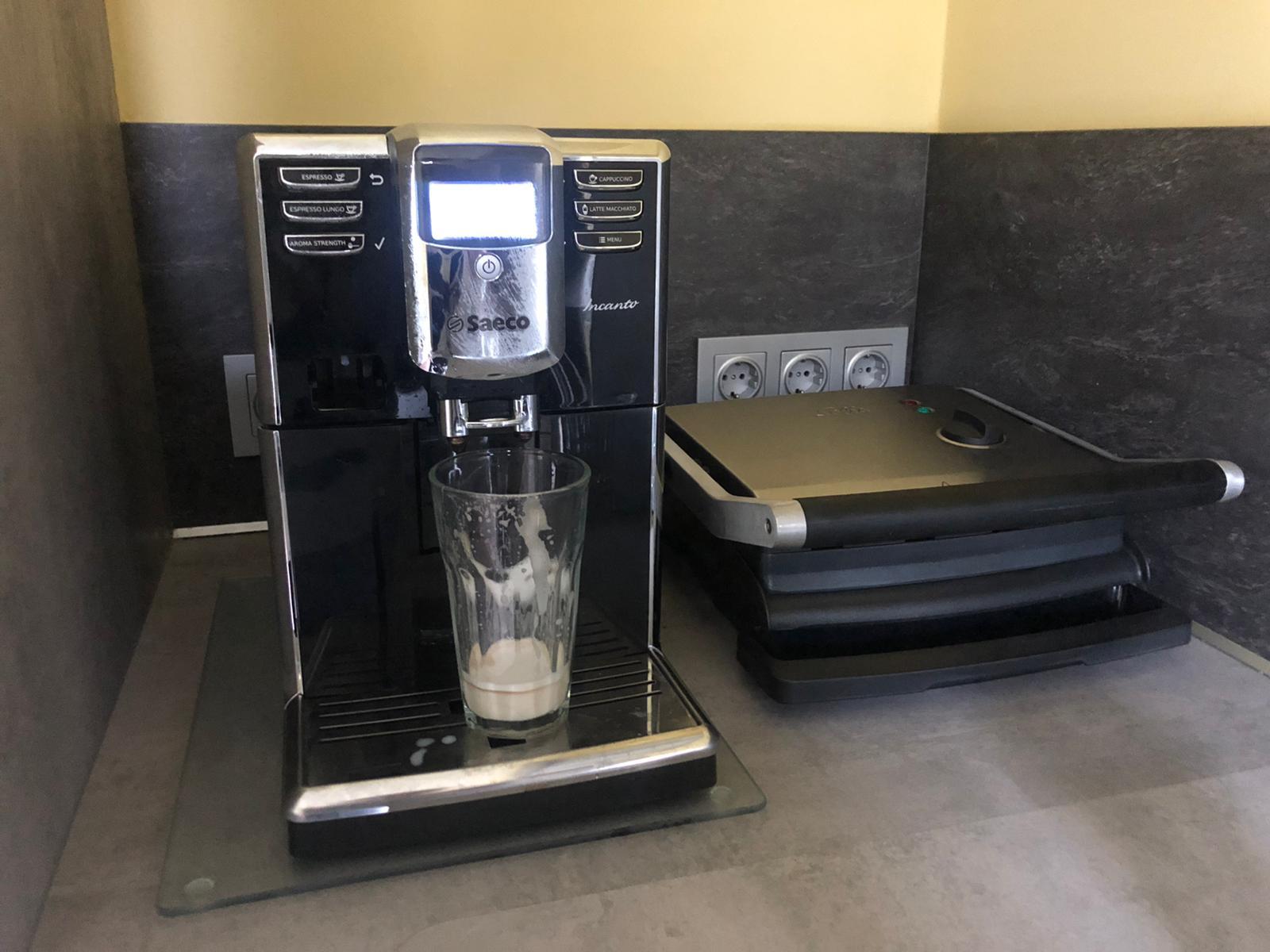 Koffiemachine stuk