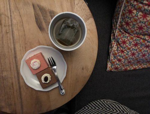 Taartjes en thee