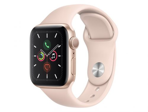 Apple Watch Series 5 favoriet