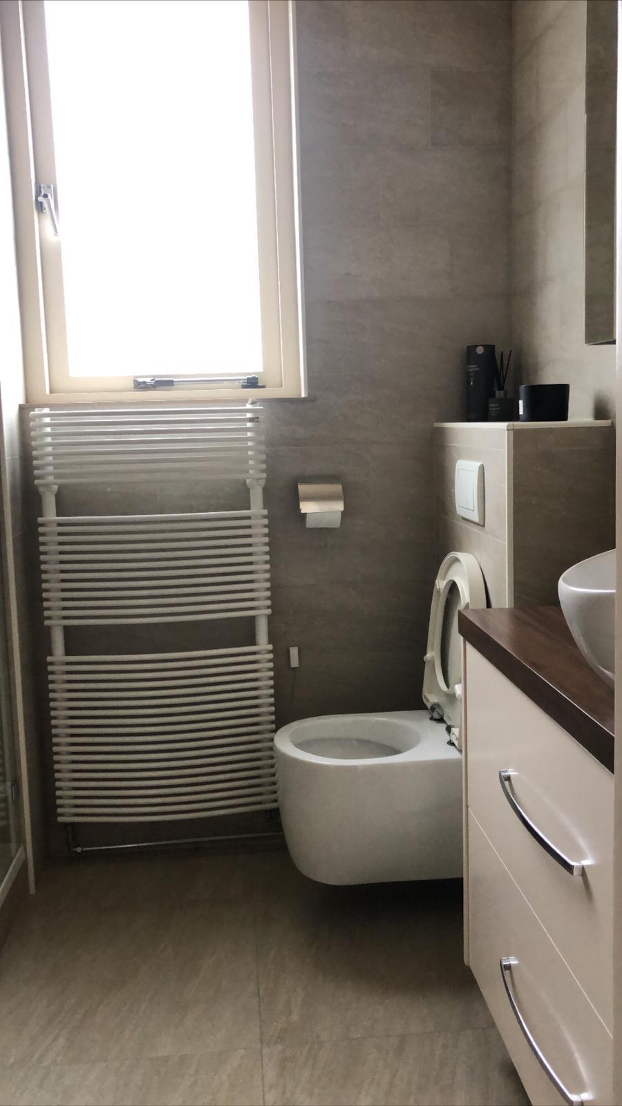 Badkamer schoon