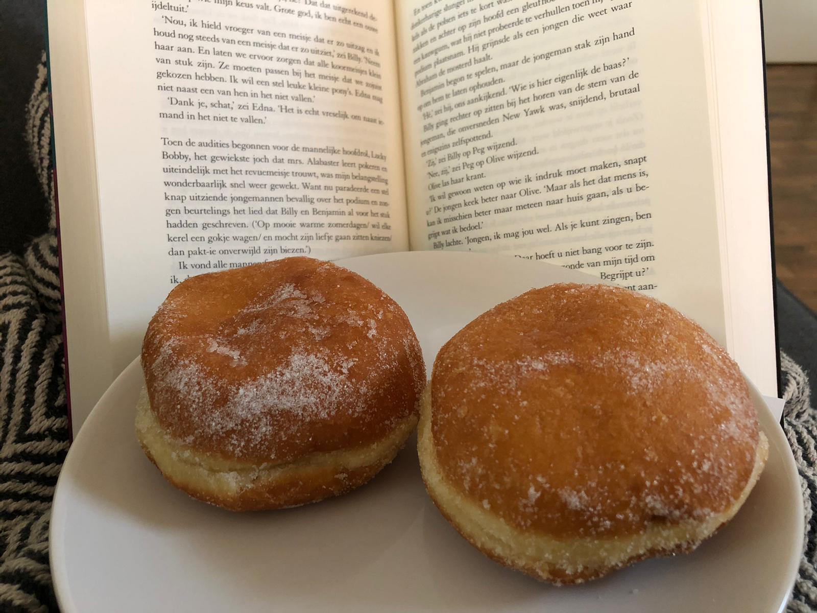 Boek en berliners