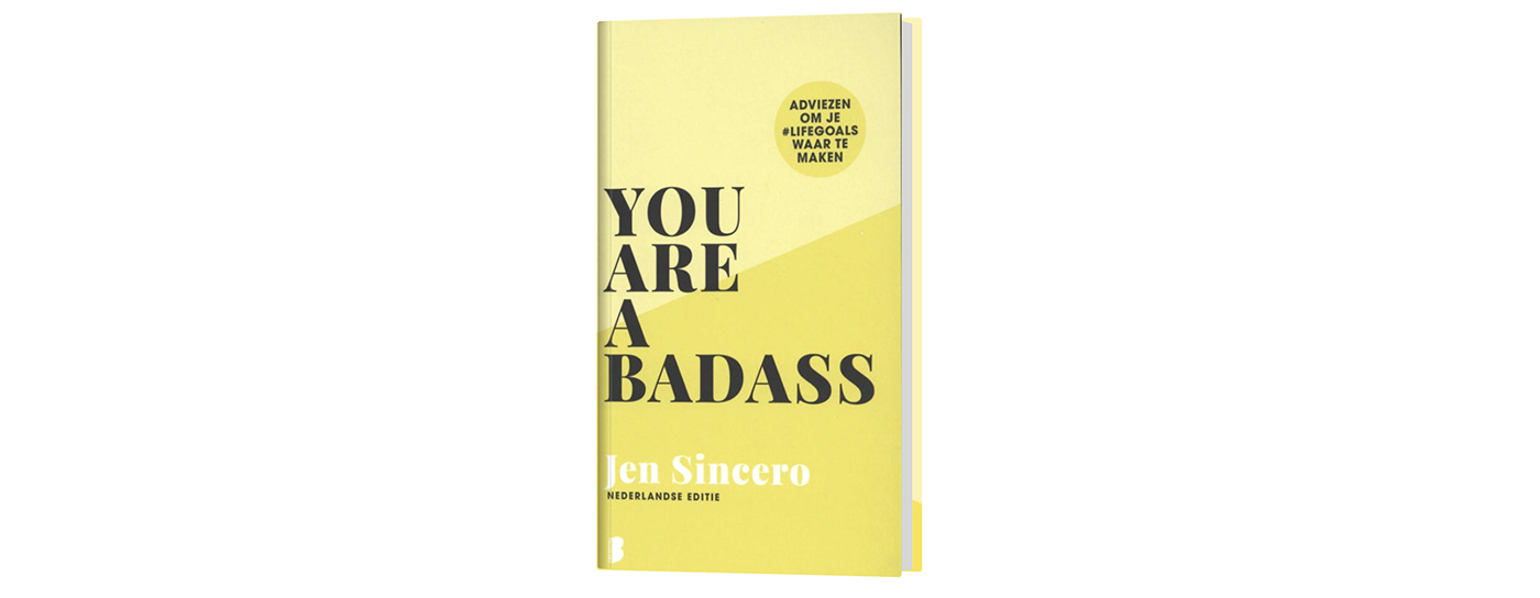 Jen Sincero — You are a badass
