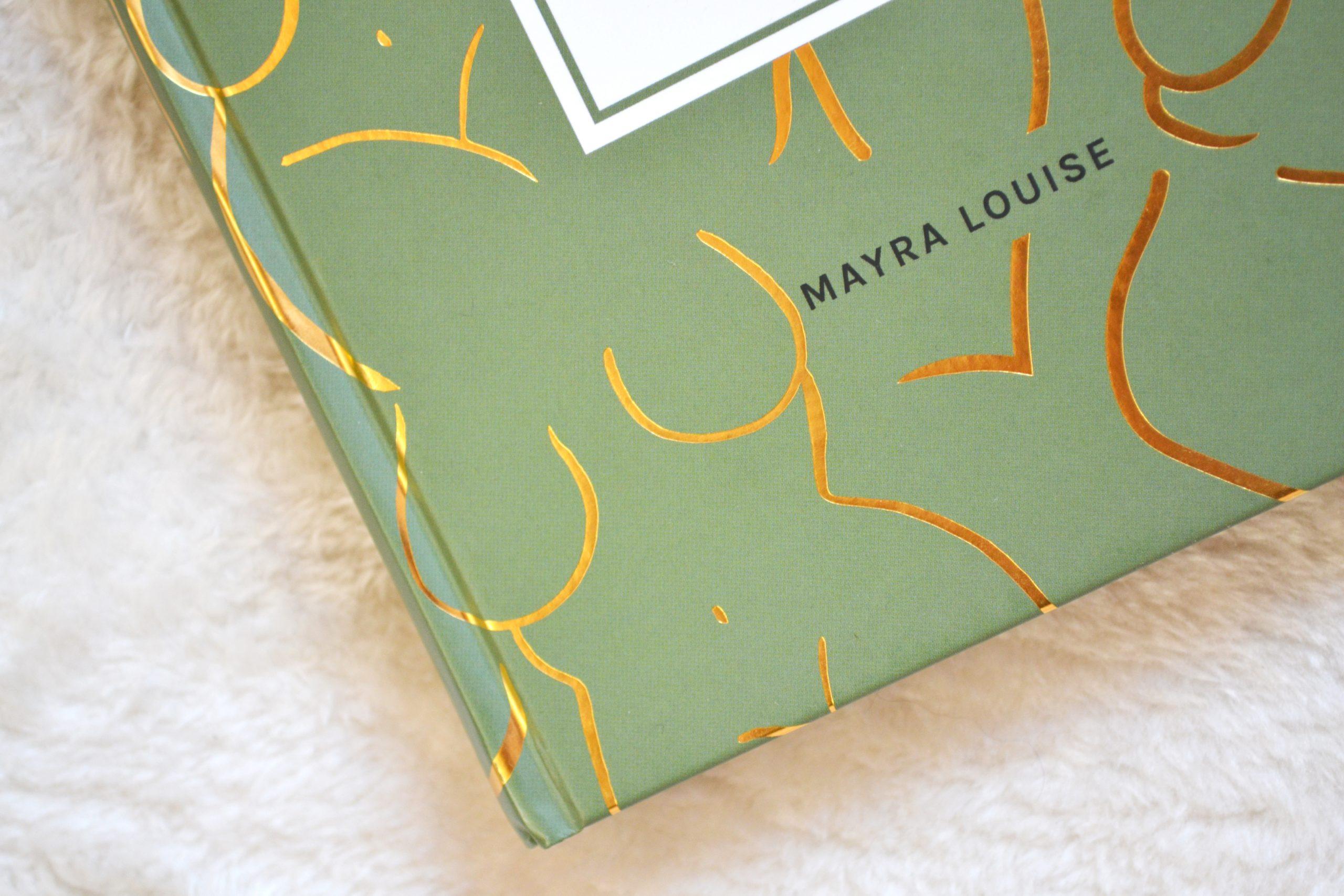 Op je lijf geschreven Mayra Louise