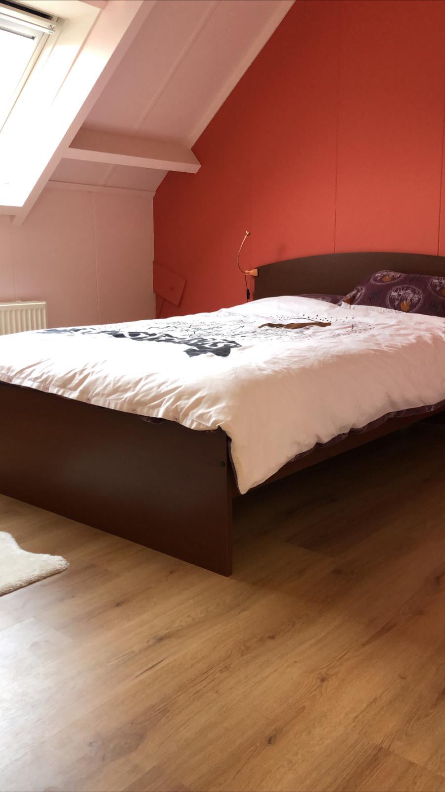Slaapkamer schoon