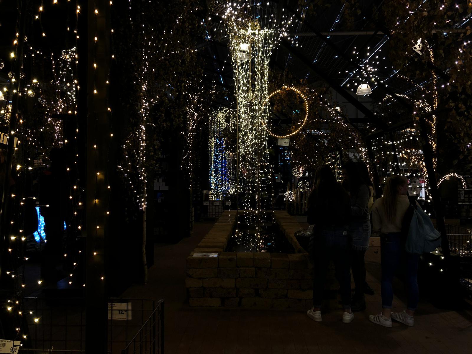 Tuincentrum Duiven kerstshow