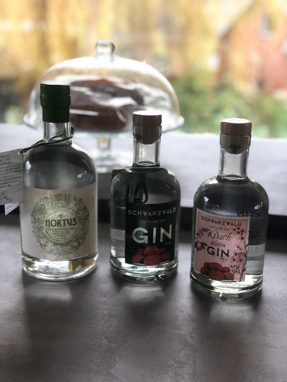 Zonder gin wordt het tonics