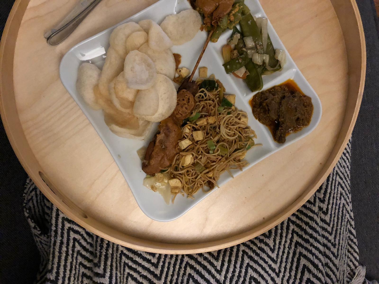 Indische tapas van Tante Wies