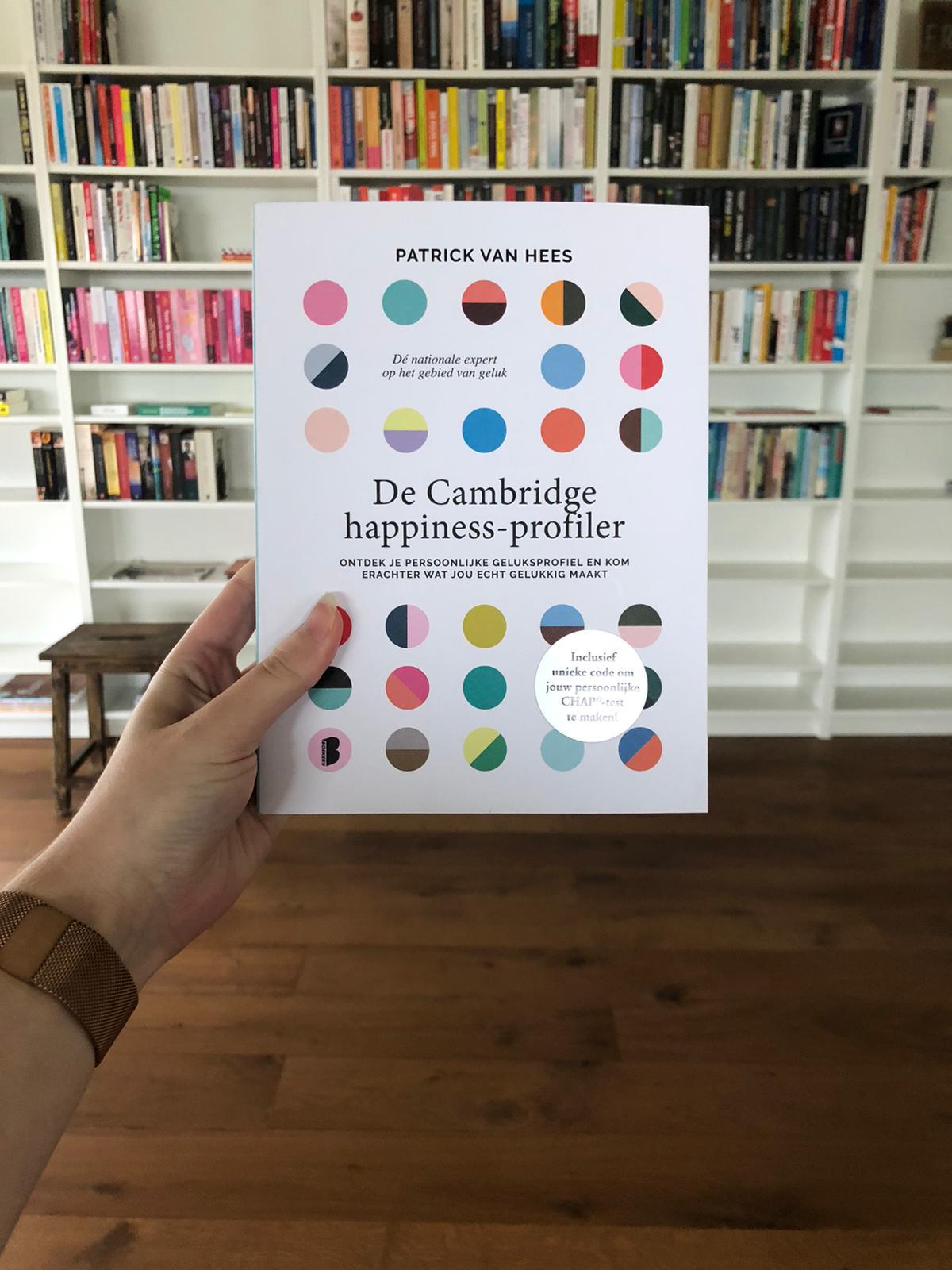 Patrick van Hees - De cambridge happiness-profiler