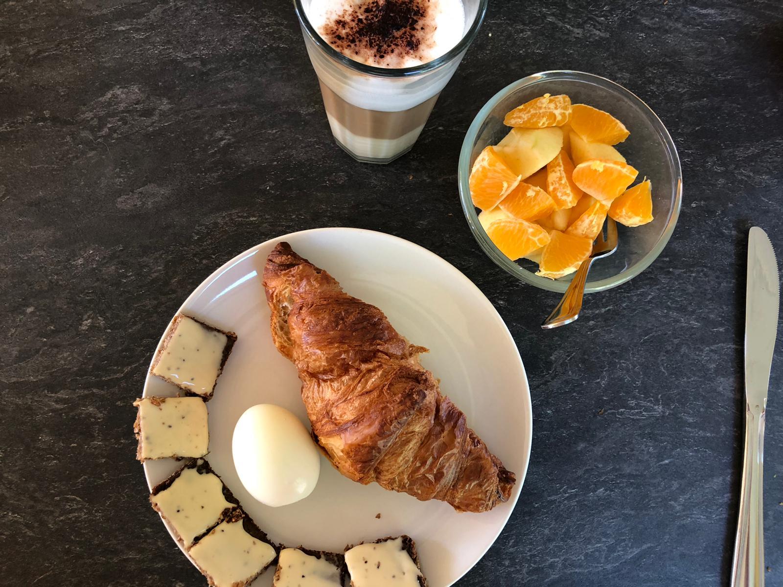 Ontbijtje met Hemelvaart