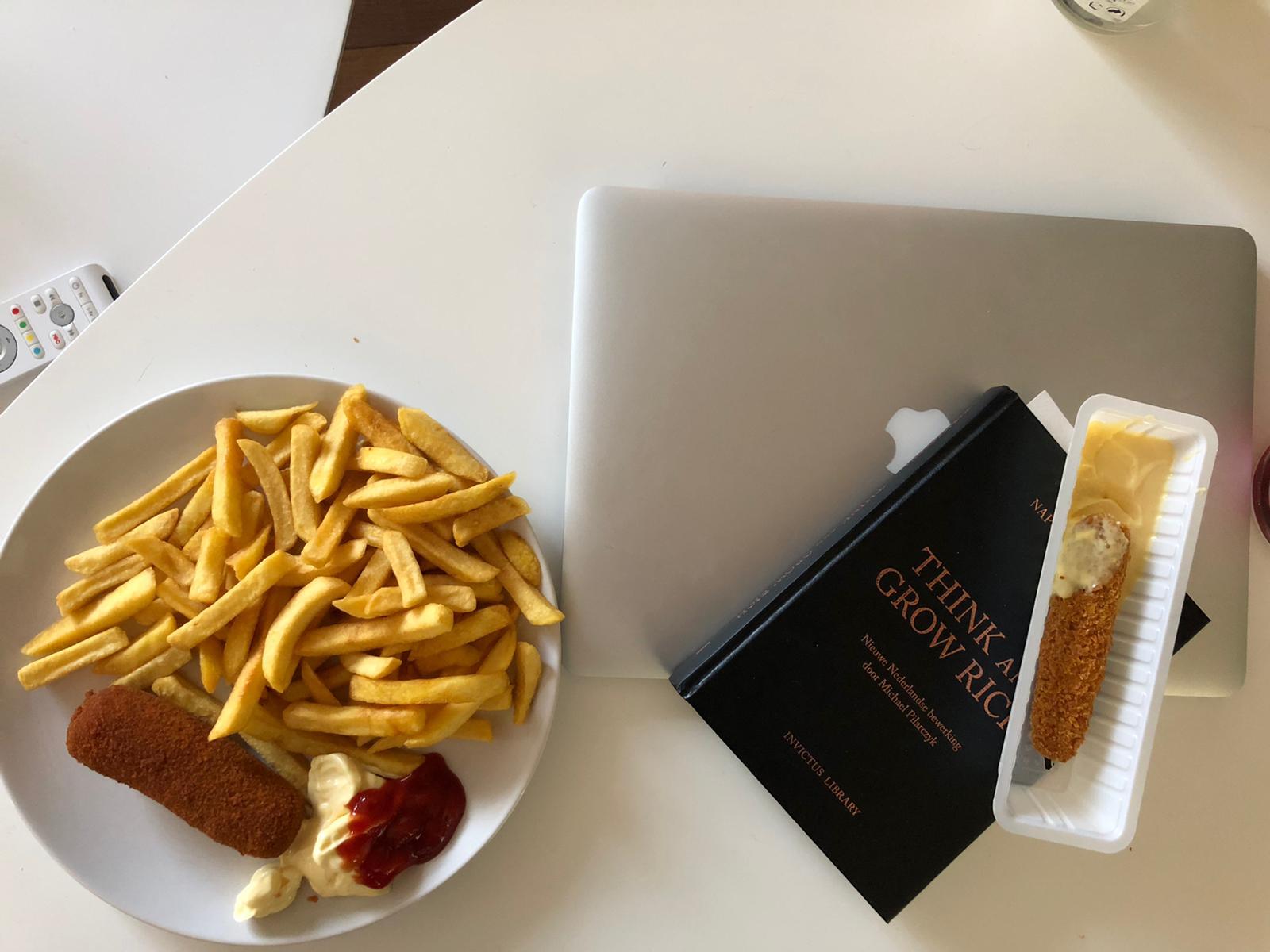 Patat en snacks